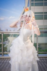 Miso Miso @rinamiso0921 as King Theresa Princess from Luigi's Mansion Series   Cosplay Gallery from Cosplay-haku in TFT