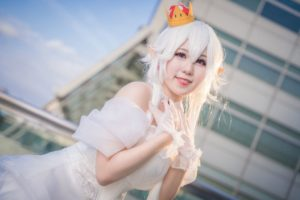 Miso Miso @rinamiso0921 as King Theresa Princess from Luigi's Mansion Series | Cosplay Gallery from Cosplay-haku in TFT