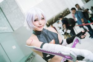 Shizuna Ariake @ace_caterpillar as Jack the Ripper from Fate/Grand Order | Cosplay Gallery from Cosplay-haku in TFT