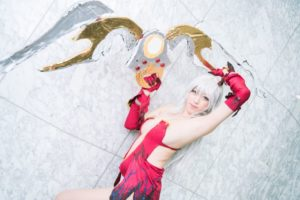 @rui_cos_L as Artemis from Fate/Grand Order   Cosplay Gallery from Cosplay-haku in TFT
