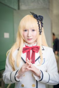 Asty @asty0v0 as Juliet Persia from Boarding School Juliet | Cosplay Gallery from Cosplay-haku in TFT