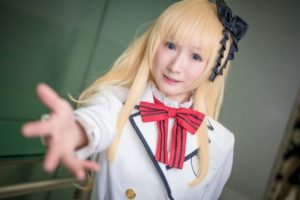 Asty @asty0v0 as Juliet Persia from Boarding School Juliet   Cosplay Gallery from Cosplay-haku in TFT