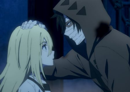 Angels of Death Official Anime Screenshot