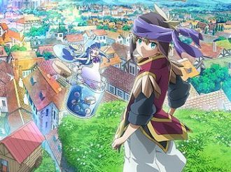 1st Episode Anime Impressions: Merc Storia: The Apathetic Boy and the Girl in a Bottle