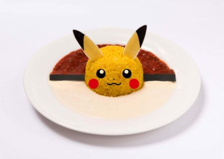 Pokémon games Let's Go, Pikachu! and Let's Go, Eevee! 'Pika Vui Cafe' at THE GUEST cafe&diner Collaboration Cafe |