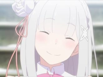 Meet Rem, Emilia and Subaru in Newest Re:Zero Memory Snow Trailer