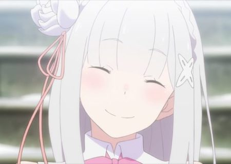 Re:Zero Starting Life in Another World: Memory Snow Anime Movie Official Anime Screenshot