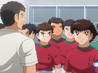 Captain Tsubasa Episode 30 Preview Stills and Synopsis