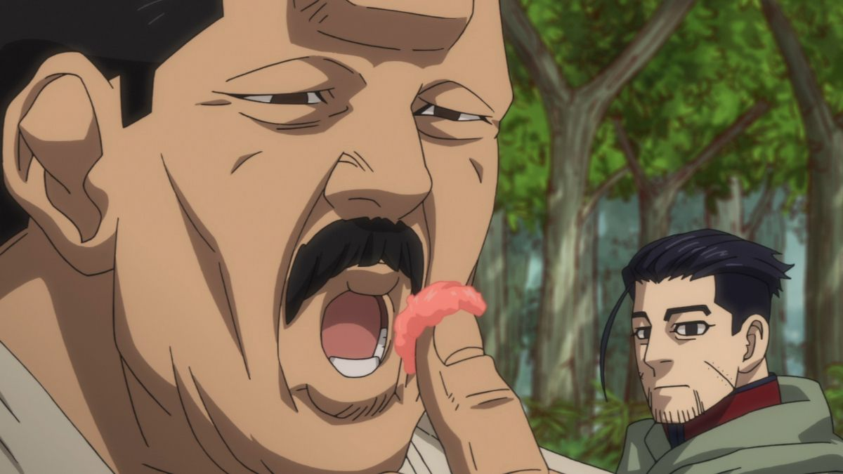 Golden Kamuy Episode 15 Anime Official Screenshot ©野田サトル/集英社・ゴールデンカムイ製作委員会