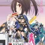 Frame Arms Girl Anime Movie