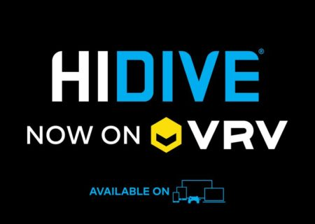 VRV Announces HIDIVE as Newest Channel Partner