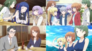 Between the Sky and Sea Episode 4 Official Anime Screenshot