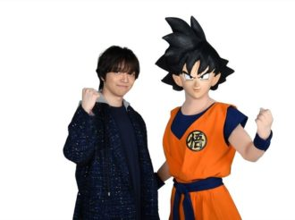Daichi Miura to Sing Movie Dragon Ball Super: Broly's Theme Song