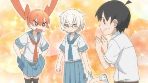 Ueno-san wa Bukiyou (How Clumsy You Are, Miss Ueno) Official Trailer Official Screenshot
