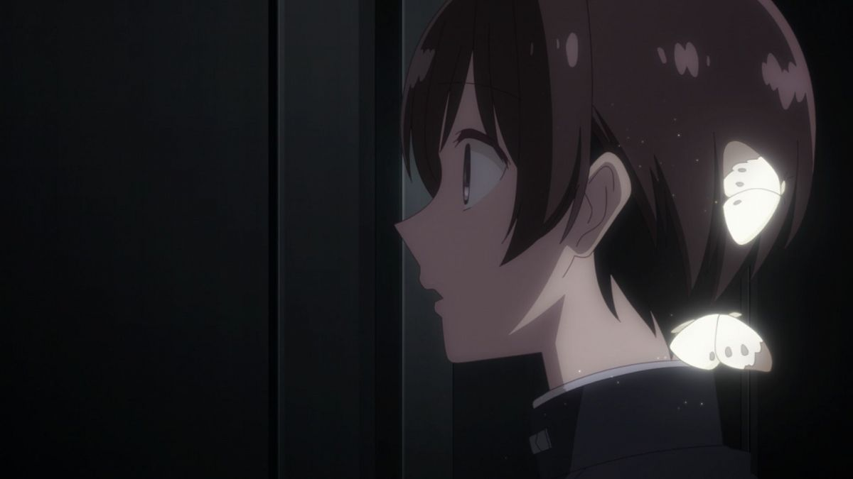 Bloom Into You Episode 4 Official Anime Screenshot