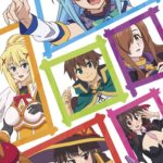 KonoSuba: God's Blessings on This Wonderful World Movie Visual