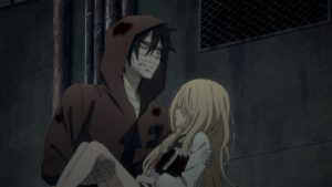 Angels of Death Episode 16 Official Anime Screenshot
