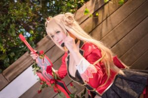 Nero from Fate/Grand Order/ Photo by: 寒黙 | Cosplay Gallery from Ikebukuro Halloween Cosplay Fes 2018 | MANGA.TOKYO