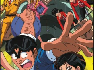 KochiKame's New Anime Airs on NHK, Anime meets Disabled Sports