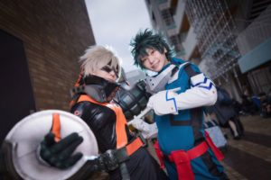 Deku and Bakugo Bakugo from My Hero Academia | Cosplay Gallery from Ikebukuro Halloween Cosplay Festival 2018 | MANGA.TOKYO