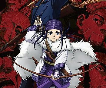 Golden Kamuy, Anime Visual
