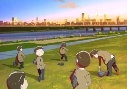 Osomatsu-san (Mr. Osomatsu) Anime Movie Eiga no Osomatsu-san
