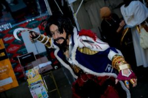 Edward Teach (Blackbeard) from Fate/Grand Order | Male Cosplayer Gallery from Ikebukuro Halloween 2018 | MANGA.TOKYO