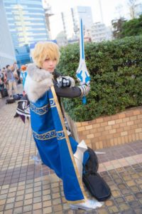 Gawain from Fate/Grand Order | Male Cosplayer Gallery from Ikebukuro Halloween 2018 | MANGA.TOKYO