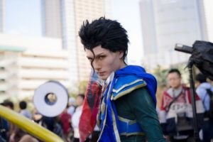 Diarmuid (Saber) from Fate/Grand Order | Male Cosplayer Gallery from Ikebukuro Halloween 2018 | MANGA.TOKYO