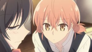 Bloom Into You Episode 5 Official Anime Screenshot