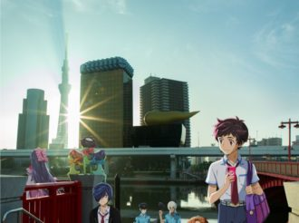 Sarazanmai Releases Completely Connected Trailer, Reveals Cast, and Teaser Visual