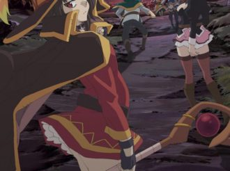 Movie KonoSuba Releases Teaser Visual and Reveals Title