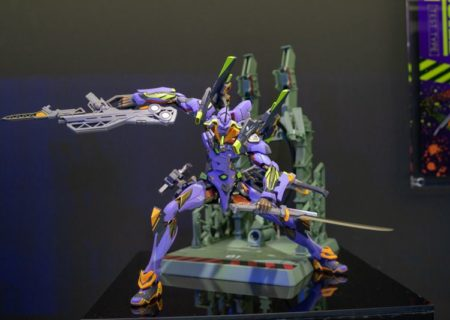 Neon Genesis Evangelion | Metal Build | Bandai's figure event Tamashii Nation 2018
