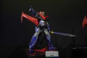 Mazinger | Metal Build | Bandai's figure event Tamashii Nation 2018