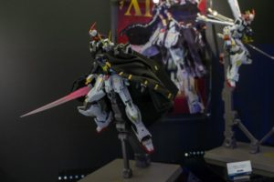 Gundam | Metal Build | Bandai's figure event Tamashii Nation 2018
