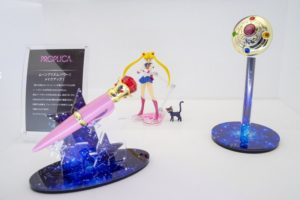 Sailor Moon |  Proplica | Bandai's figure event Tamashii Nation 2018