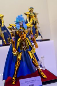 Saint Cloth Myth | Bandai's figure event Tamashii Nation 2018