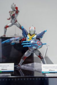 Ultra Series | Bandai's figure event Tamashii Nation 2018