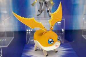 Digimon | Bandai's figure event Tamashii Nation 2018