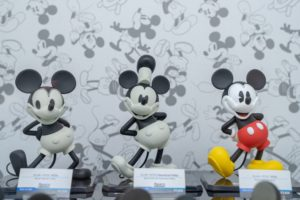 Mickey Mouse Disney | Bandai's figure event Tamashii Nation 2018