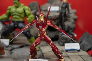 Iron Man Marvel | Bandai's figure event Tamashii Nation 2018
