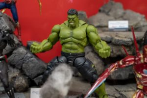 Hulk Marvel | Bandai's figure event Tamashii Nation 2018