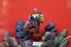 Thanos Marvel | Bandai's figure event Tamashii Nation 2018