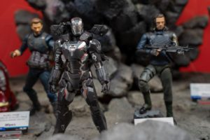 War Machine Marvel | Bandai's figure event Tamashii Nation 2018