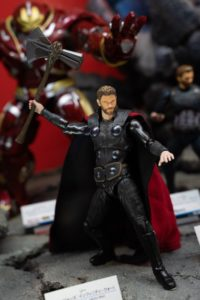 Thor Marvel | Bandai's figure event Tamashii Nation 2018