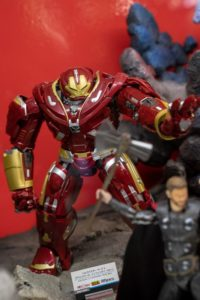 Hulk Buster Marvel | Bandai's figure event Tamashii Nation 2018