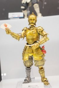 Star Wars | Bandai's figure event Tamashii Nation 2018