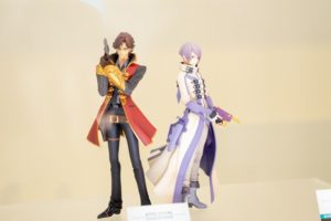 | Bandai's figure event Tamashii Nation 2018
