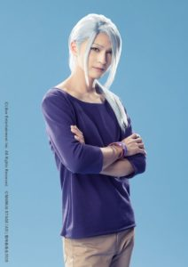 Kandai Ueda | A3! Stage Play