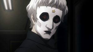 Tokyo Ghoul:re Episode 18 Official Anime Screenshot